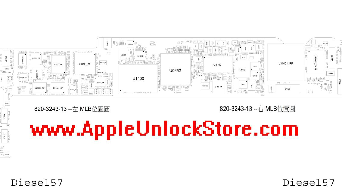 Appleunlockstore Service Manuals Ipad Air Circuit Diagram